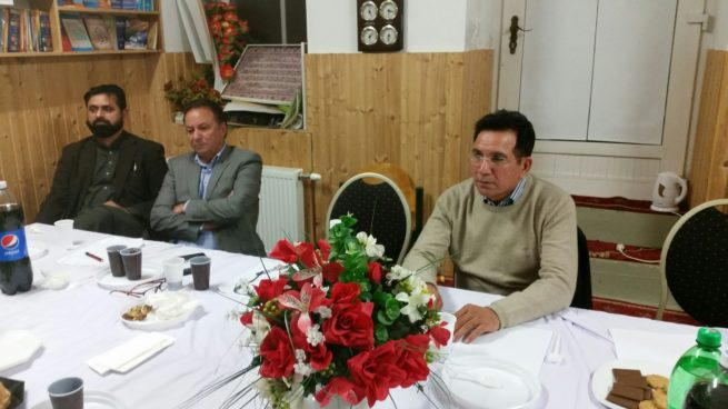Pakistan Community Forum, Austria Meeting