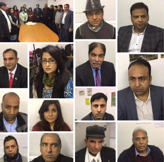 Pakistan Press Club UK International North West England Office Opening