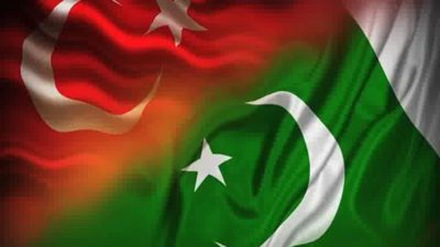 Pakistan and Turkey