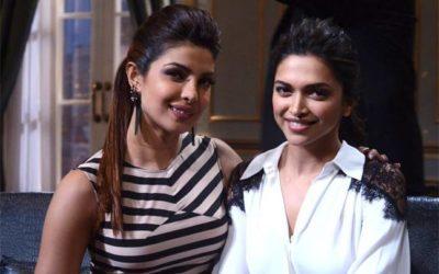 Priyanka and Deepika