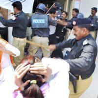 Punjab Police Violence