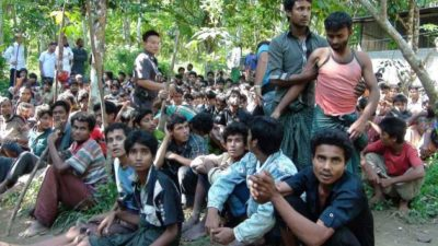 Rohingya Peoples