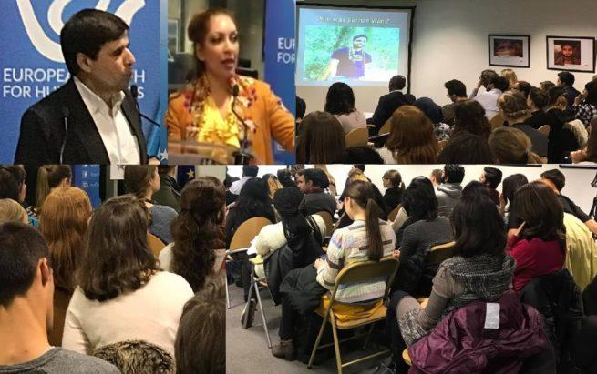 Seminar on Kashmir European Youth