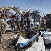 Somalia Car Bombing