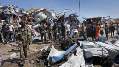Somalia Car Bombing
