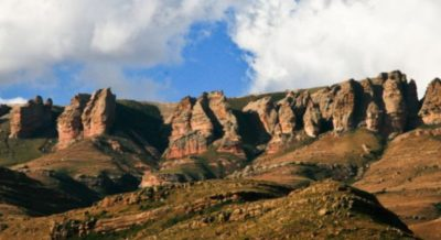 South Africa Mountain