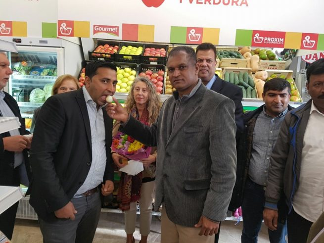 Spain Store Opening