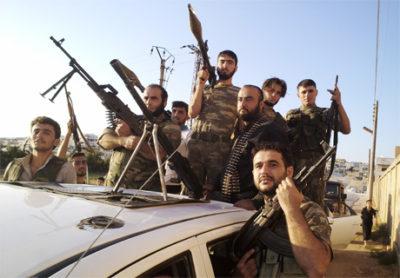 Syrians Kurds