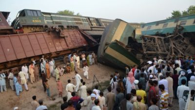 Trains Collision