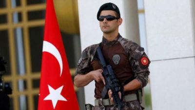 Turkey Non-governmental Organizations Ban