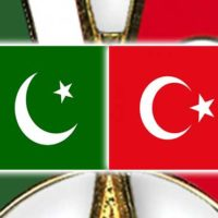 Turkey and Pakistan