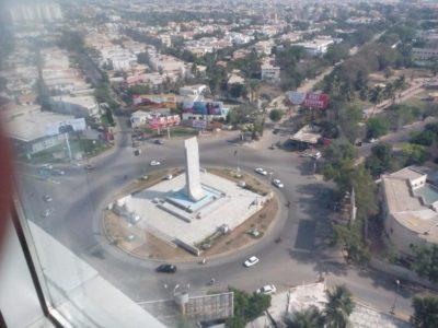 University Road Karachi