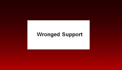 Wronged Support