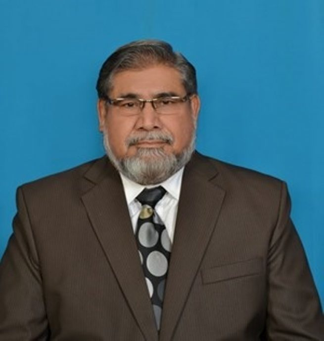 Dr. Mohammad Riaz Chaudhry