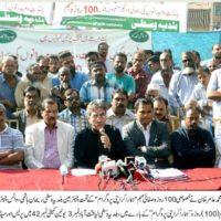 100 days Safai Mohim Press briefing