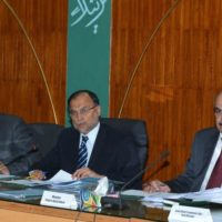 Ahsan Iqbal Chairs CDWP Meeting