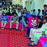 Albushra Students Speech Contest