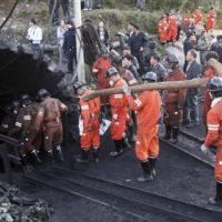 China Mine Blast