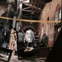 Church Suicide Attack