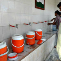 Clean Water Filter Plant