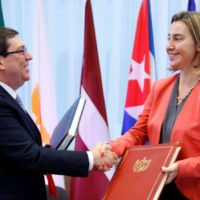 Cuba-European Union Agreement