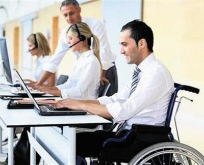 Disabled People Working