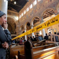 Egypt Church Attack