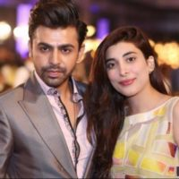 Farhan Saeed with Urwah