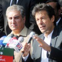 Imran Khan and Qureshi
