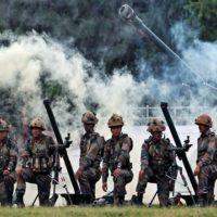 India Warmongering