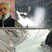 Indus Water Agreement and Modi