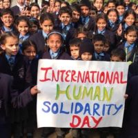 International Human Solidarity Day