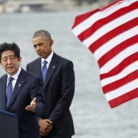 Japanese Prime Minister and Obama