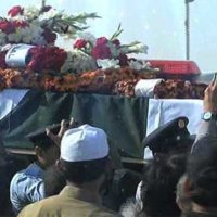 Junaid Jamshed Funeral