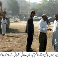 Karachi Cleaning Campaign