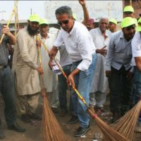 Karachi Cleanliness Operation