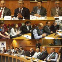 Kashmir Seminar HR day EU parliament