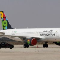 Libyan Plane Hijacked