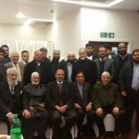 Lord Nazir Ahmed-Group Photo