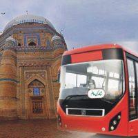 Metro Bus Multan