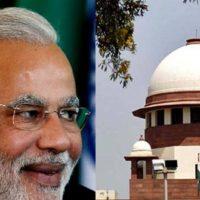Modi and Indian Supreme Court