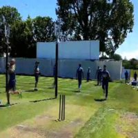 Pakistan's Players Practice