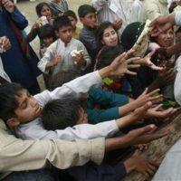 Poor People in Pakistan