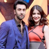 Ranbir Kapoor with Anushka
