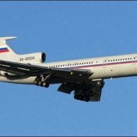 Russian Military Plane Crash