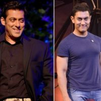 Salman and Aamir Khan