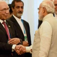 Sartaj Aziz and Modi