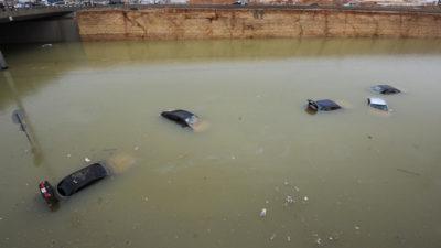 Saudi Arabia-Rain-Flood
