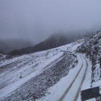 Ski Resort Road