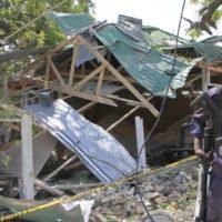 Somalia Checkpoint Attack